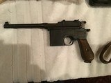 Mauser Broomhandle 1916 - 2 of 13