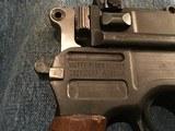 Mauser Broomhandle 1916 - 10 of 13