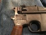 Mauser Broomhandle 1916 - 6 of 13
