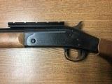 H & R handi rifle 444 Marlin New