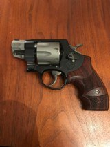 Smith & Wesson Model 327 .357 Magnum 8-shot PD-Airlite Sc - 2 of 7