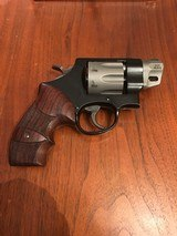 Smith & Wesson Model 327 .357 Magnum 8-shot PD-Airlite Sc - 1 of 7
