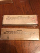 2 Boxes of 20 - .38 Frankford Arsenal Cartridges for Colt DA - 2 of 3