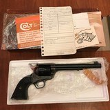 Colt SAA 3rd Gen .44 Special - Blue with original Box and papers