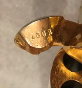 Colt SAA .38 Special Gold Plated 1st Gen - 9 of 15
