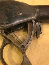 Winchester 1887 Lever Action Shotgun - Lettered Antique with good colors - 9 of 15