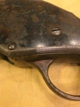 Winchester 1887 Lever Action Shotgun - Lettered Antique with good colors - 3 of 15