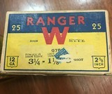 Lot of 3 Boxes of Vintage Shotgun Shells Western Expert, Winchester Super Speed and Winchester Ranger 12 and 16 ga - 8 of 8