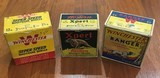 Lot of 3 Boxes of Vintage Shotgun Shells Western Expert, Winchester Super Speed and Winchester Ranger 12 and 16 ga - 5 of 8