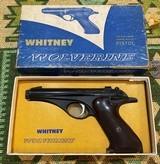Early 6-digit Whitney Wolverine, Original Box - Very Rare