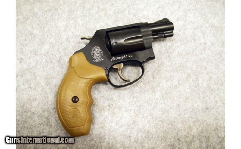 Smith & Wesson ~ 437-2 ~  38 S&W SPCL