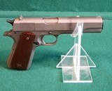 U.S. Remington Rand 1911 AI .45 cal. pistol