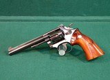 Smith & Wesson K22 Masterpiece Revolver