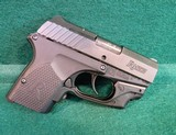 Remington .380 cal. with Crimson Trace LG-479 Red Laser Site - 2 of 5
