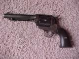 """V. Good Plus First Gen. Colt Single Action Army, Fine Bore, 5 1/2""""x.44-40, Tight Indexing"""