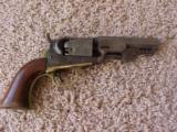 """Fine Colt 1849 Colt Pocket Revolver, 4""""x.31 Cal.,Scene, Blue, Case, Great Bore - 1 of 4"""