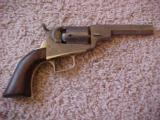 Real Rare Colt Baby Dragoon Prototype, Belgian, SN1, All Matching
