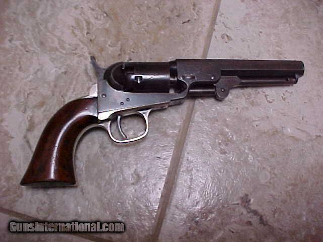 Excellent Colt 49 Pocket Model 5x 31 Cal99