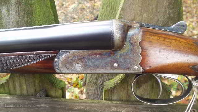 TOLLEY / E. J. CHURCHILL ACTON /BY GRIFFIN & HOWE 12 Gauge - 2 of 5
