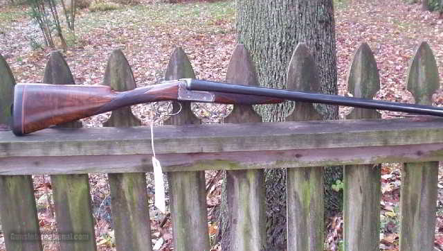 TOLLEY / E. J. CHURCHILL ACTON /BY GRIFFIN & HOWE 12 Gauge - 3 of 5