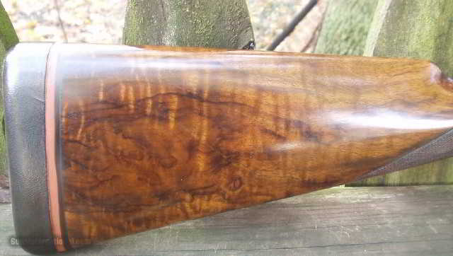 TOLLEY / E. J. CHURCHILL ACTON /BY GRIFFIN & HOWE 12 Gauge - 5 of 5