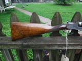 """LANG & HUSSEY - SIDELOCK EJECTOR - 30"""" BARRELS CHOKEDCYL/ IC - STRAIGHT STOCKLOP 14 1/2"""" - 5 of 11"""