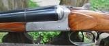 "ARMI FAMARS - 12 GAUGE BOXLOCK EJECTOR - 27 3/4"" BARRELS CHOKED IMP. MOD./FULL - STRAIGHT SWAN BELLY STOCK - LOP 14 1/2"" - DC 1 7/16"" - - 3 of 10"
