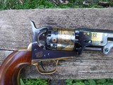 COLT 1851 NAVY REPLICA FOR US HISTORICAL SOCIETY/USS MONITOR * * CSS VIRGINA - 7 of 8