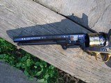 COLT 1851 NAVY REPLICA FOR US HISTORICAL SOCIETY