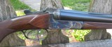 """FRANCOTTE - 20 GAUGEKNOCK A BOUT - BOXLOCK EXTRACTOR -DOUBLE UNDERBITES AND RIB EXTENSION WITH CROSS BOLT LOCK UP - 26"""" BARRELS CHOKED MOD. / - 3 of 9"""