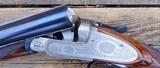 BELGIUMGUILD GUN IN 12 GAUGE - SIDELOCK EJECTOR - 27 INCH BARRELS CHOKED MOD. .025/ FULL .035 - 7 PIN SIDELOCK ACTION - 10 of 10