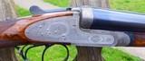 BELGIUMGUILD GUN IN 12 GAUGE - SIDELOCK EJECTOR - 27 INCH BARRELS CHOKED MOD. .025/ FULL .035 - 7 PIN SIDELOCK ACTION - 4 of 10