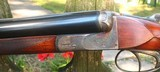 """CHRISTOPHE - 16 GA. SIDE X SIDE BOXLOCK EJECTOR - 27"""" BARRELS CHOKED MODIFIED/FULL - CASE COLORED ACTION WITH ARCADED FENCES AND SIDE CLIPS - HID - 8 of 12"""