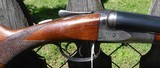 A. H. FOX STERLINGWORTH - 16 GAUGE 28 INCH BARREELS - MOD./FULL - EXTRACTOR GUN - CASE COLORS 45% - -PISTOL GRIP STOCK - - 2 of 9