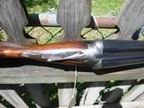 A. H. FOX STERLINGWORTH - 16 GAUGE 28 INCH BARREELS - MOD./FULL - EXTRACTOR GUN - CASE COLORS 45% - -PISTOL GRIP STOCK - - 3 of 9