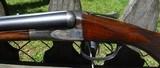 A. H. FOX STERLINGWORTH - 16 GAUGE 28 INCH BARREELS - MOD./FULL - EXTRACTOR GUN - CASE COLORS 45% - -PISTOL GRIP STOCK - - 9 of 9