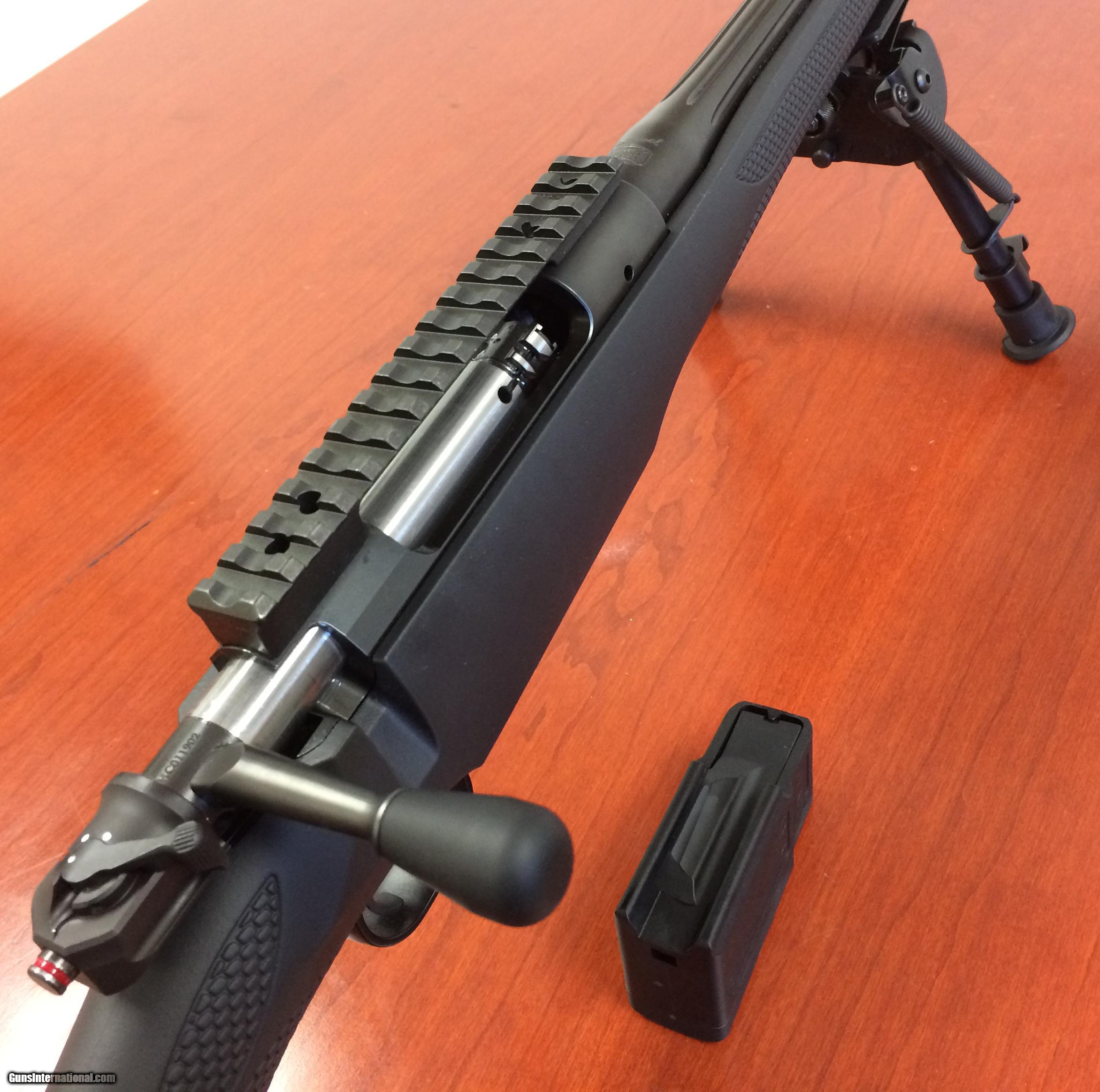 Mauser - M12 Impact Summit  308Win (Best Overall Rifle) for sale