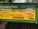 Another Remington 541S 541 S with correct box (NOS) - 12 of 13