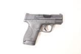 SMITH & WWESSON M&P SHIELD 40S&W USED GUN INV 170006 - 1 of 2