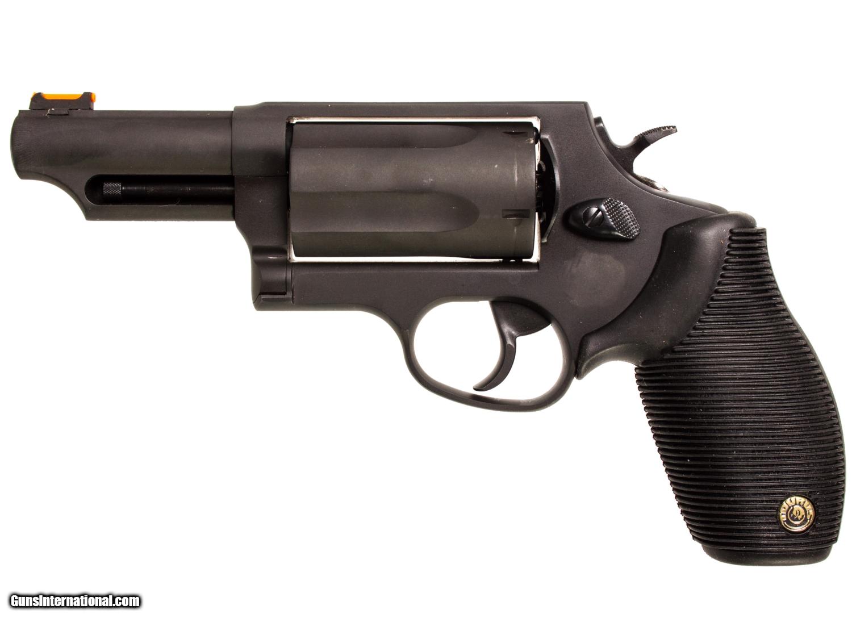 TAURUS THE JUDGE 45 LC/410 GA USED GUN INV 180965 - photo#2