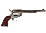 *HANK WILLIAMS JR* COLT FRONTIER SIX SHOOTER 44-40 WCF USED GUN INV 1293