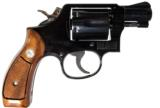 SMITH & WESSON 12-3 AIRWEIGHT 38 SPL USED GUN INV 184175 - 1 of 2