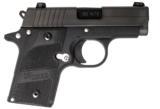 SIG SAUER P238 NIGHTMARE 380 ACP NEW GUN INV 180412 - 1 of 2