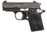 SIG SAUER P238 NIGHTMARE 380 ACP NEW GUN INV 180412 - 2 of 2