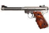 RUGER MARK III HUNTER 22 LR USED GUN INV 186219 - 2 of 2