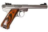 RUGER MARK II TARGET 22 LR USED GUN INV 187667