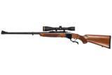 RUGER NO. 1 45-70 GOV'T USED GUN INV 190064