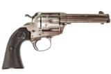 **HANK WILLIAMS JR** COLT BISLEY FRONTIER 44-40 WCF USED GUN INV 189419