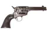 **HANK WILLIAMS JR** COLT SAA FRONTIER 44/40 WCF USED GUN INV 189417