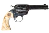 **HANK WILLIAMS JR** COLT BISLEY 45 COLT USED GUN INV 189423
